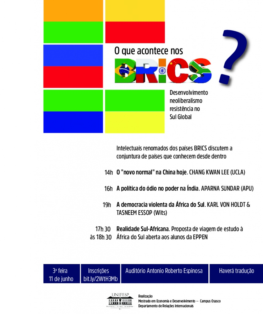 CARTAZ BRICS