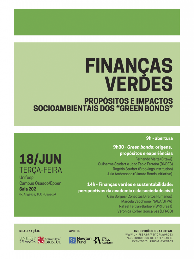 Financas Verdes Unifesp