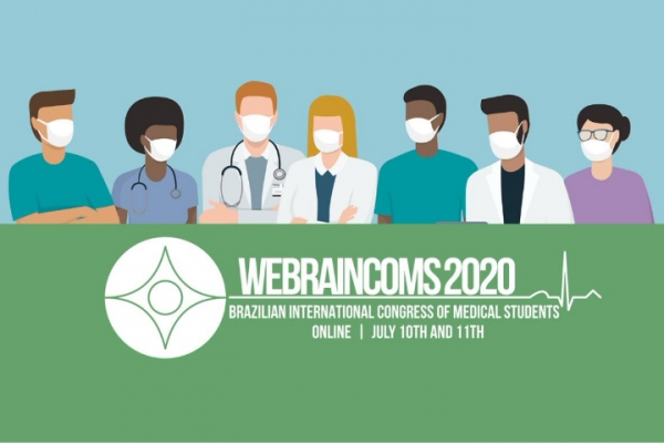 WeBRAINCOMS - Brazilian Internacional Congress of Medical Students 2020